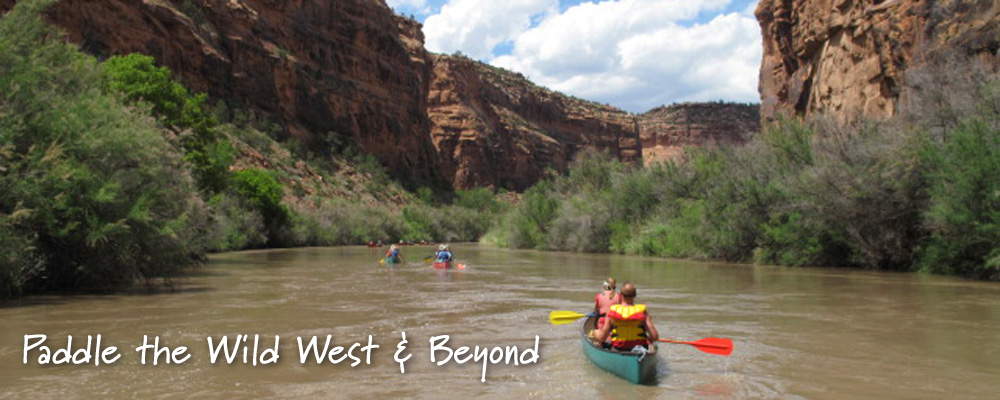 Paddle the Wild West and Beyond