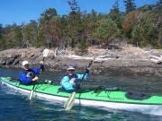 San Juan Islands, WA: Eagles & Orcas Sea Kayaking